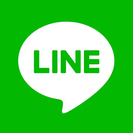 用 LINE 預約指壓的二維碼圖示