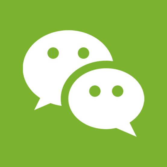 用 WeChat 預約油壓的二維碼圖示